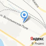 Тук-Тук на карте Ярославля