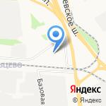 Бигам на карте Ярославля