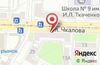 Схема проезда до компании Погребок в Ярославле