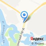 Маслов на карте Ярославля