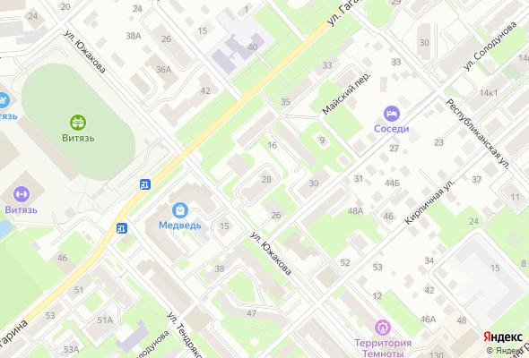 жилой комплекс Дом по ул. Южакова