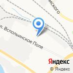 Ярославский Печной центр на карте Ярославля