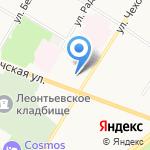 Квеста на карте Ярославля