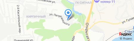 TWEEN на карте Ростова-на-Дону