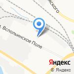 Кухни плюс на карте Ярославля