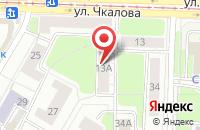 Схема проезда до компании Ярославский городской молодежный центр в Ярославле