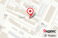 Схема проезда до компании Связьком в Ярославле