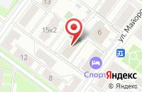 Схема проезда до компании СпецТеплоСтрой в Ярославле