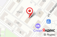 Схема проезда до компании Avangard Market в Ярославле