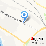 ТехноЛогика на карте Ярославля