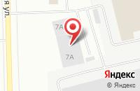 Схема проезда до компании Профиль в Северодвинске