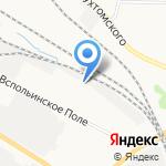 Территория тепла на карте Ярославля