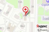 Схема проезда до компании Фонд социального страхования РФ в Ярославле