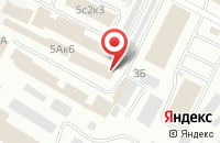Схема проезда до компании Доркамень в Ярославле