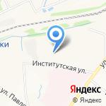 Ярославский колледж сервиса и дизайна на карте Ярославля