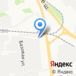 Ярфильтр на карте Ярославля