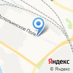 Ангстрем-ИП на карте Ярославля
