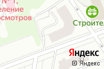 Схема проезда до компании Nail Profession в Северодвинске