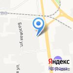 Оборонпромкомплекс на карте Ярославля