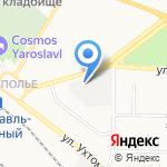 Сонопресс на карте Ярославля