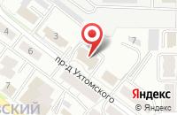 Схема проезда до компании Отделение Пенсионного Фонда РФ по Ярославской области в Ярославле