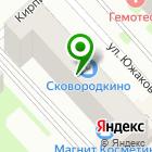 Местоположение компании Б`УТИК