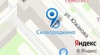 Компания Марк-5 на карте