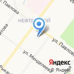 Русская охота на карте Ярославля