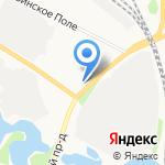 Ярпрокат на карте Ярославля