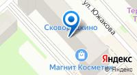 Компания Аврора на карте