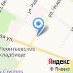 Медикон на карте Ярославля