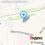 Ярославский торгово-экономический колледж на карте Ярославля