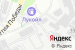 Схема проезда до компании LED ROSTOV в Ростове-на-Дону