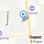 Shini-Club на карте Ярославля