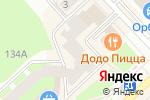 Схема проезда до компании Актуальная бухгалтерия в Вологде