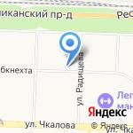 Медик на карте Ярославля