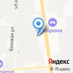 Сварочно-монтажный трест на карте Ярославля