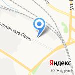 Водяной на карте Ярославля