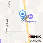Группа Компаний Эльф на карте Ярославля