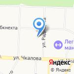 Символ на карте Ярославля