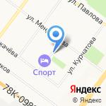 Русский гранит на карте Ярославля