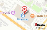 Схема проезда до компании Интеллектик в Ярославле