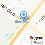 Кит-АВТО на карте Ярославля