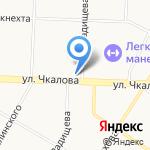 1000 запчастей на карте Ярославля