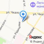 Золотой улей на карте Ярославля