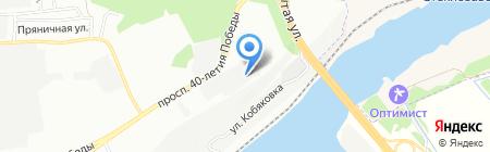 АйПиДжи-Юг на карте Ростова-на-Дону
