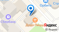 Компания ФОРМАТ-АВТО на карте