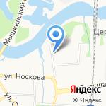 Усадьба на карте Ярославля