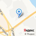 Логистик на карте Ярославля