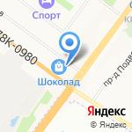 Egoiste на карте Ярославля